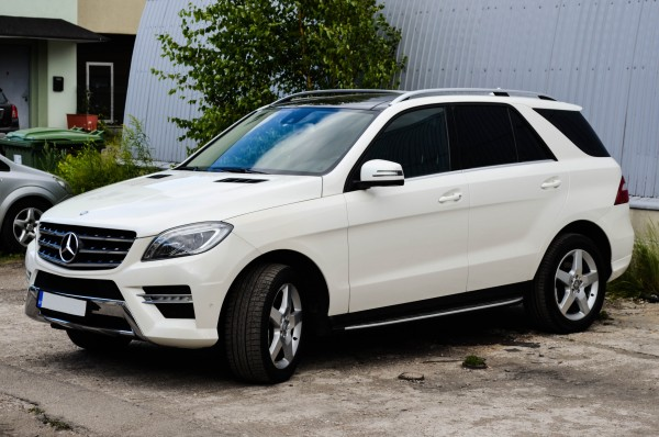 Mercedes - Benz ML W166