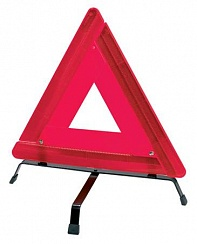 Compact Warning Triangle Ring Automotive RCT1300