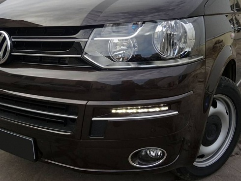 VW T5 Facelift
