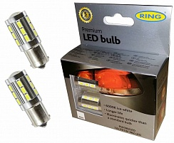 Ring Premium LED Bulbs 12v P21W RW382LED