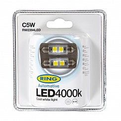 LED C5W 4000K Ring Cool White RW2394LED