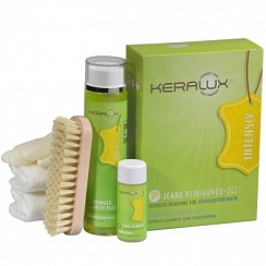 KERALUX® Jeans Cleaning Set 3030